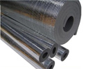 Insulation pipe with Alu